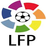 جدول لیگ فوتبال اسپانیا لالیگا