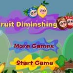 بازی آنلاین کم کردن میوه