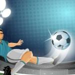 بازی فوتبال سه بعدی آنلاین