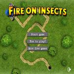 بازی از بین بردن حشرات