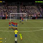 بازی آنلاین ضربات آزاد