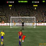 بازی جام جهانی پنالتی