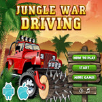 بازی آنلاین رانندگی در جنگل