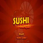 بازی آنلاین نینجا سوشی