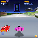 بازی آنلاین رانندگی در فضا