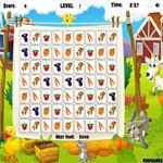 بازی میوه های مزرعه