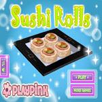 بازی آنلاین درست کردن سوشی