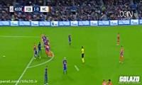 خلاصه بازی بارسلونا 4 - 0 منچستر سیتی مهر 95