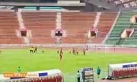 کلیپ کوتاه از بازی ایران 8-1 پاپوآ گینه نو آبان 1395